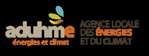 aduhme agence locale des énergies et du climat logo